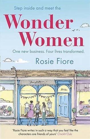 book cover of Wonder Women