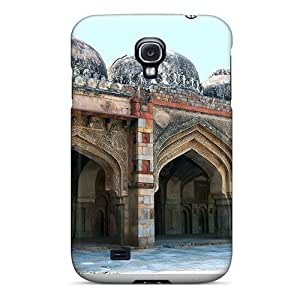 Galaxy S4 Case Cover With Shock Absorbent Protective EuXSJ2736ASzCf Case