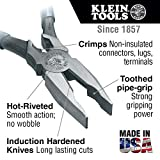 Klein Tools J12098 Universal Combination Pliers