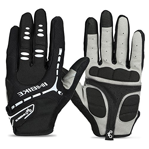 INBIKE 5mm Gel Padded Gloves Full Finger