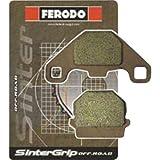 02-17 HONDA CRF450R: Ferodo Sintered SG Offroad Brake Pads