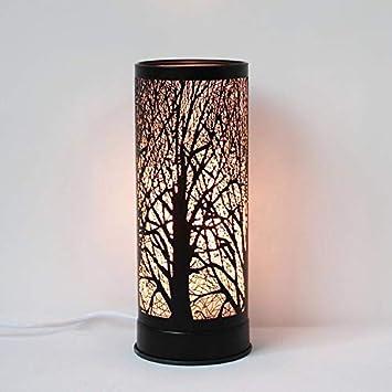 Amazon.com: JUNHONG HOUSEHOLD Lámpara de Fragancia eléctrica ...