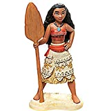 "Disney Moana Princess Moana 3.5"" Loose PVC Figure Figurine Cake Topper Toy"