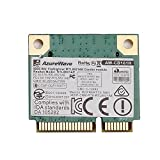 AzureWave AW-CB161H Realtek RTL8821AE BT 4.0 combo 802.11ac + Bluetooth 4.0 WLAN Mini PCIe Card not for IBM/Lenovo/Thinkpad and HP