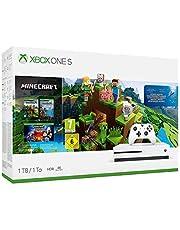 Xbox One S (1TB) Console Minecraft console