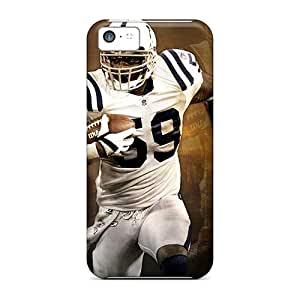 Iphone 5c Cover Case - Eco-friendly Packaging(peyton Manning The First Choice Nfl Player)