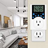 Timer Outlet, Multifunctional Infinite Cycle