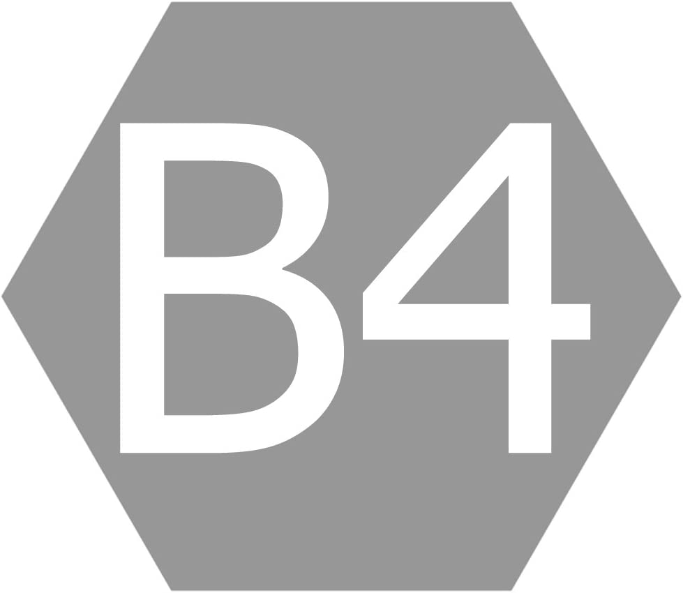 Light Salmon 1500 Count B14 H/&W 5mm Fuse Bead Refill Bag