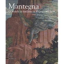 Mantegna : La prédelle de San Zeno de Vérone 1457-1459
