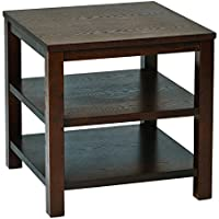 Ave Six OSP Furniture Merge Square End Table, 20'