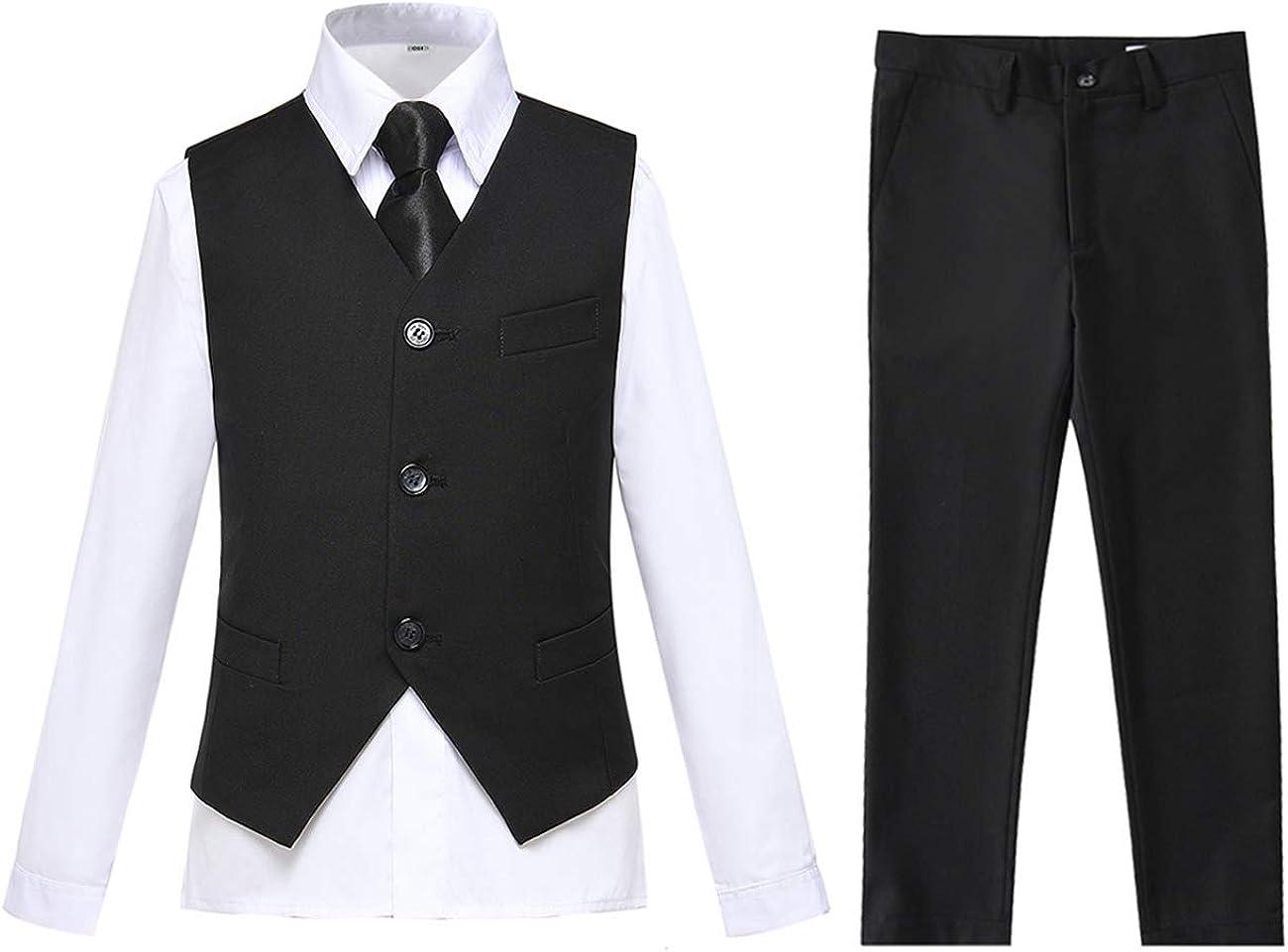 Gold Silver Waistcoat Wedding or Formal Wear Boys /& Mens Sizes Stock 003