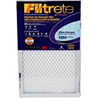 3M 2007DC-6 Filtrate Ultra Allergen Reduction Filters, 10 x 20