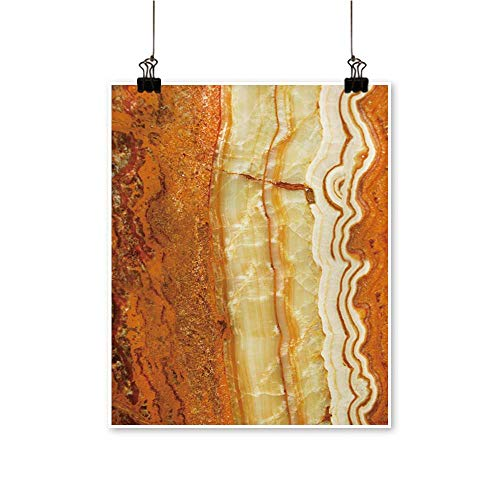 Hanging Painting Onyx Travertine Marble Rich in Color,16