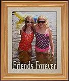 Best PersonalizedbyJoyceBoyce.com Friends Forever Picture Frames - PersonalizedbyJoyceBoyce.com 8x10 Friends Forever Portrait Photo Picture Frame Review