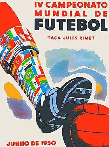 1950 Fifa World Cup - 1