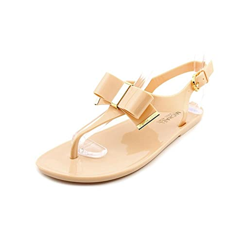 3da2db01887 MICHAEL Michael Kors Women s Kayden Jelly Sandal (Nude Jelly 9.0 M ...