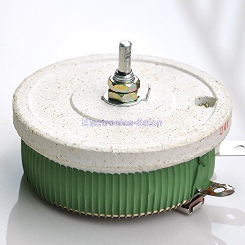 Electronics-Salon 200W 1K OHM High Power Wirewound Potentiometer, Rheostat, Variable Resistor.