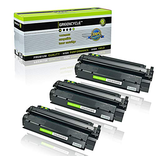GREENCYCLE Replacement 13A Q2613A Toner Cartridge for HP Laserjet 1300 Laserjet 1300n Printer Pack 3 (Hp Q2613x)