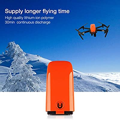 Autel Robotics EVO 4300mAh 13.05V Li-Po Battery Up to 30 Minutes Flight Time Support Autel EVO Drones Only