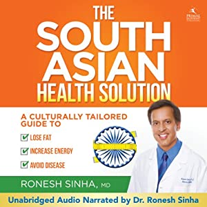 The South Asian Health Solution Audiobook