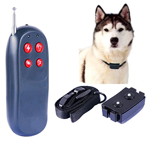 Dog Remote Small Med Shock Collar Training Vibrate Pet Trainer Safe 4in1 Large New Controller Accessory Electronic Vibration