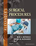 img - for Alexander's Surgical Procedures book / textbook / text book