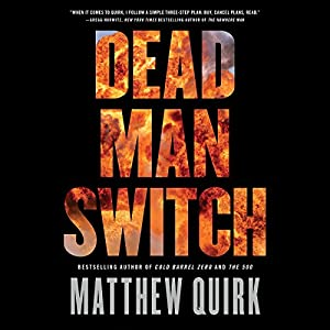 Dead Man Switch Audiobook
