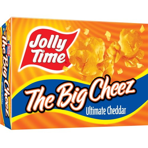 jolly time the big cheese - 3
