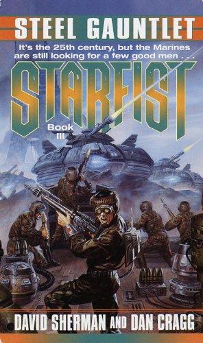 book cover of Steel Gauntlet