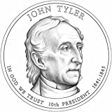 John Tyler 2009 D Uncirculated - Roll 25 by Rare Coins