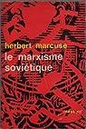 La marxisme sovietique par Marcuse