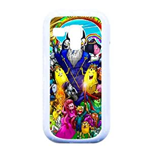 Samsung Galaxy S3 Mini i8190 Phone Case Cartoon Adventure Time Case Cover 89OP977373