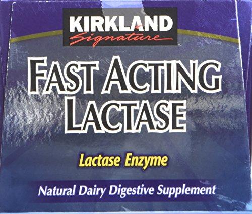 Kirkland Signature Fast Acting Lactase - 180 Caplets by Kirkland Signature (Image #6)
