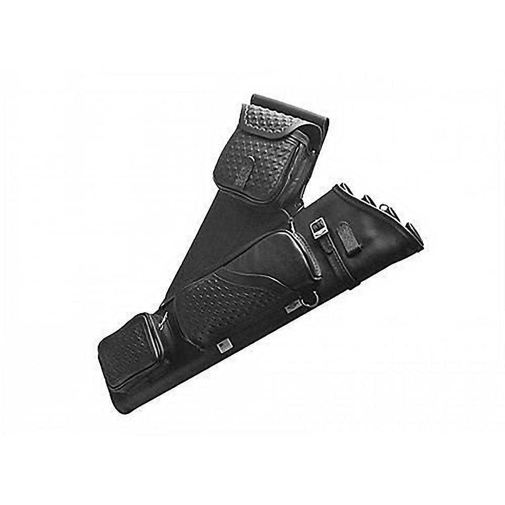 Neet Deluxe Target Quiver Black Basket Weave (Right Hand)