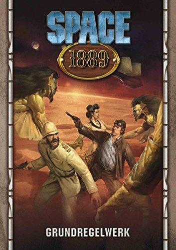 Space: 1889: SF-Rollenspiel in einer zivilisierteren Zeit