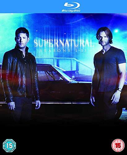 Supernatural: Season 1-13 [Blu-ray] [2018]