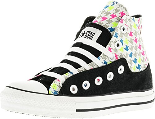 up White Layer Fashion Hi Taylor Ankle Sneaker Converse Canvas Black Chuck High tqxPwEgE