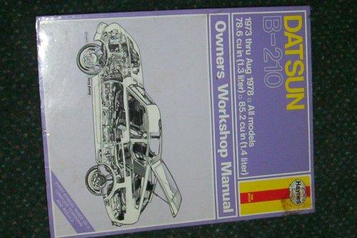 1978 datsun b 210 - 5