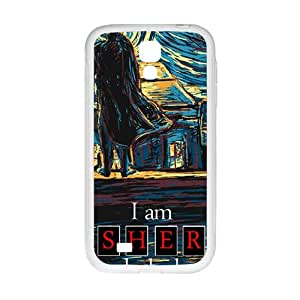 Happy Sher locked Cell Phone Case for Samsung Galaxy S4