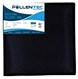 PollenTec Eco Air Filter Washable Long-Lasting Furnace and AC Air Filter Tested Certified Filtration Materials Captures Allergens Dust Pollen Made in The USA