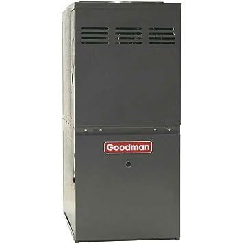 goodman furnace. goodman gms80403an gas furnace with 80% afue, 40,000 btu h
