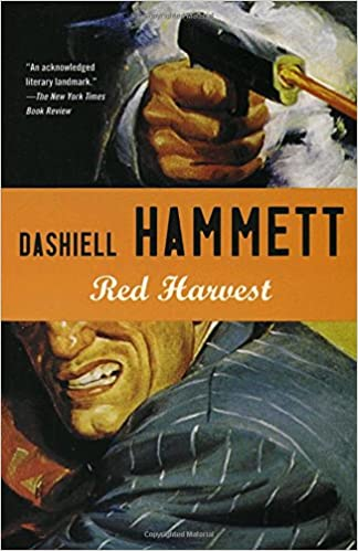 Bildresultat för dashiell hammett red harvest