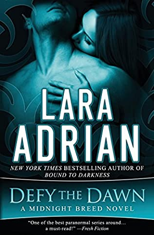 book cover of Defy the Dawn