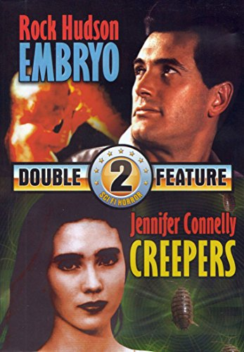 Embryo/Creepers DVD Double - Carrera Outlet