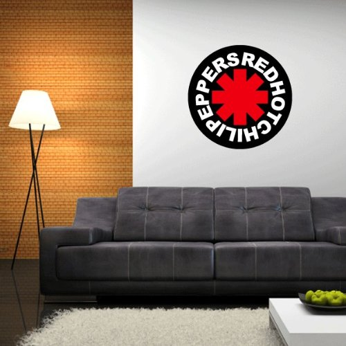 - Red Hot Chili Peppers Wall Graphic Decal Sticker 22