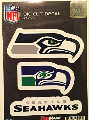 NFL Seattle Seahawks Team Decal, - Outlet Seattle