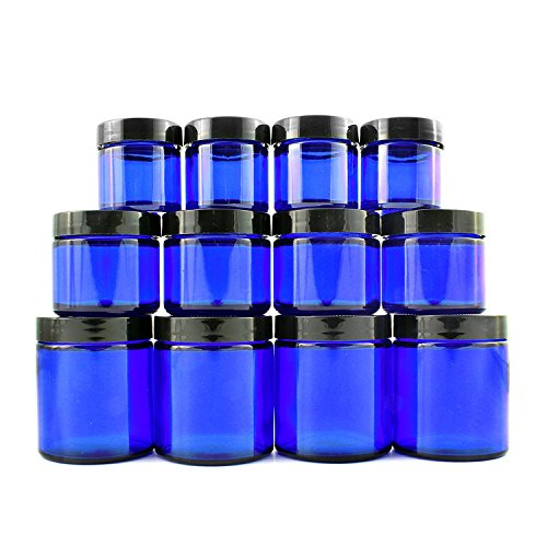 glass 4oz jars - 4