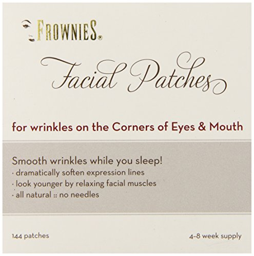 Frownies – Wrinkle Smoothing Facial Patches for Corners Of