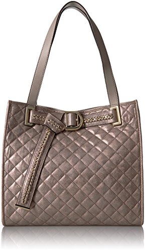 Calvin Klein Nola Quilted Distressed Belted Tote by Calvin Klein