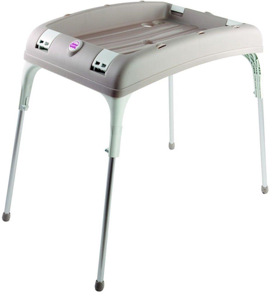 Grey Okbaby Bath Stand